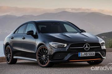 Nieuwe Mercedes-Benz CLA gelekt