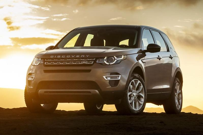 Jaguar Land Rover had topjaar in 2017