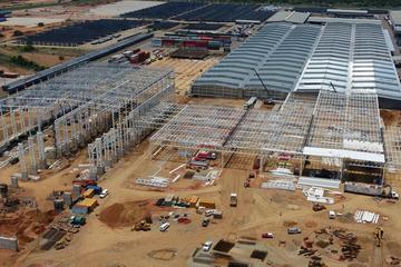 Ford steekt bijna 900 miljoen euro in fabriek Zuid-Afrika