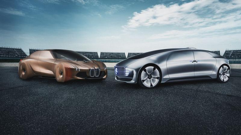 BMW Daimler autonoom samenwerking