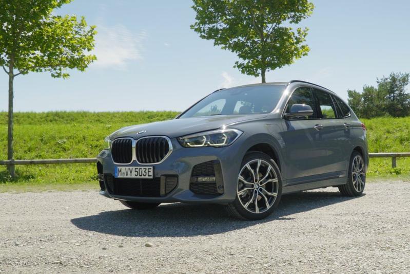BMW X1 XDrive25e - Rij-Impressie