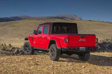 Jeep Gladiator komt in 2020 naar Europa