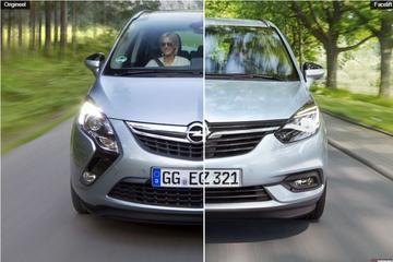 Facelift Friday: Opel Zafira