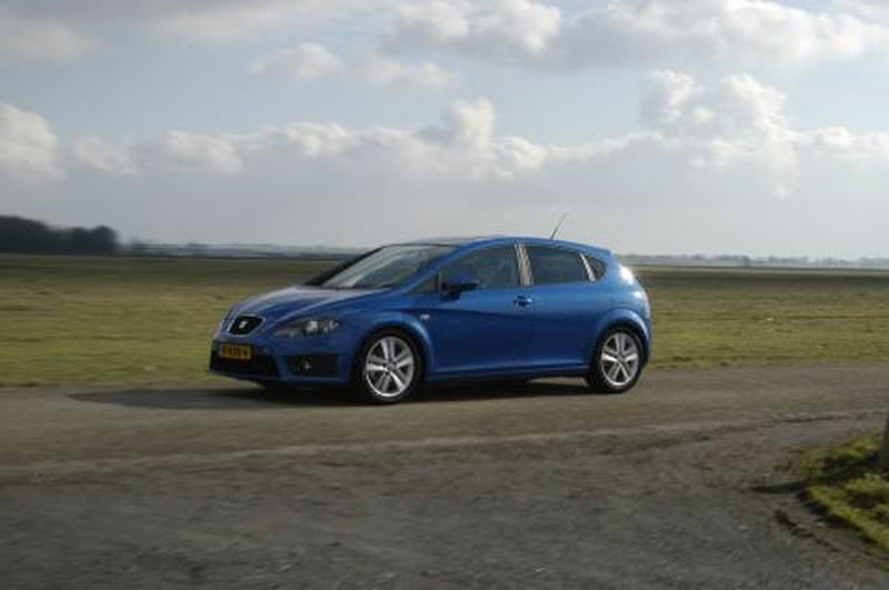 Seat Leon 2.0 TSI FR (2010)