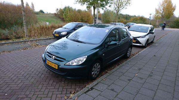 Peugeot 307 XT 1.6 16V 2002