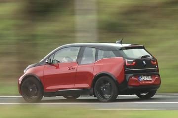 BMW i3s - Rij-impressie