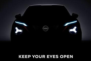 Nieuwe Nissan Juke staart je aan