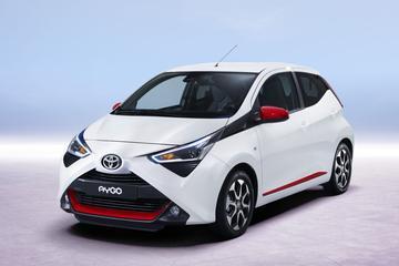 Facelift voor Toyota Aygo