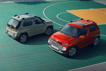 Hyundai Casper: nu vanbinnen