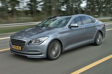 Achteruitkijkspiegel - Hyundai Genesis