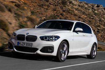 BMW 118i Corporate Lease Edition (2018)
