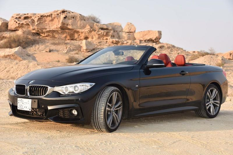 BMW 435i Cabrio High Executive (2015)