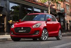 Nieuwe Suzuki Swift nu ook in Europa