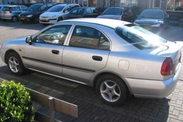 Mitsubishi Carisma 1.6 GLi (1997)