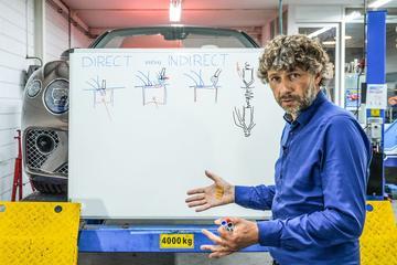 (In)directe dieselinspuiting - Cornelis schetst