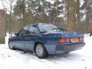 Mercedes-Benz 190 D 2.5 Turbo (1992)