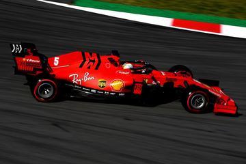 Ferrari F1-team bevestigt Carlos Sainz als opvolger Vettel