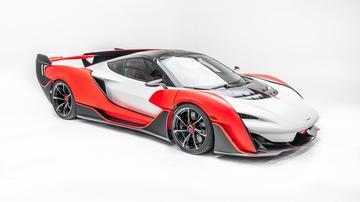 Dít is de McLaren Sabre