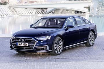 Audi 'bevestigt' ultiem luxe A8