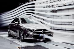 Mercedes-Benz teast A-klasse Sedan