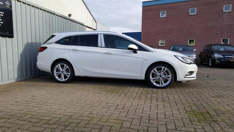 Opel Astra Sports Tourer 1.6 CDTI 136pk Innovation (2016)