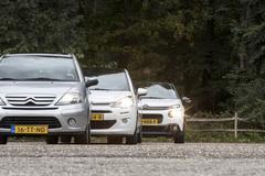 De levensloop van de Citroën C3