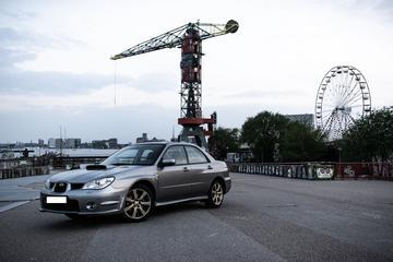 Subaru Impreza 2.5 WRX AWD Edition (2007)