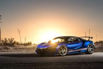 Acura presenteert NSX 'Dream Project'