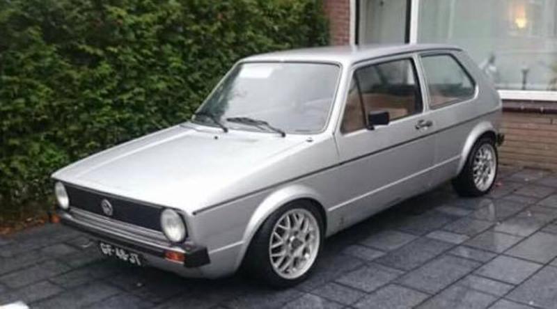 Volkswagen Golf 1100 L (1981)