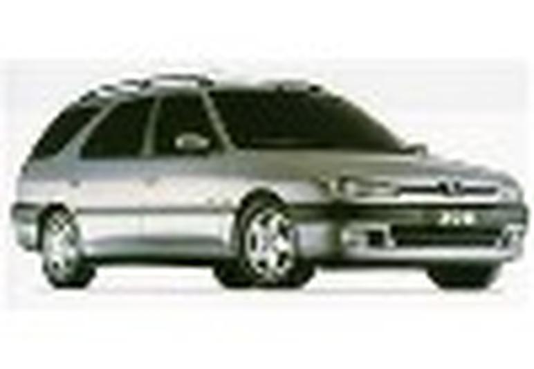 Peugeot 306 Break XT 1.6 (1998)