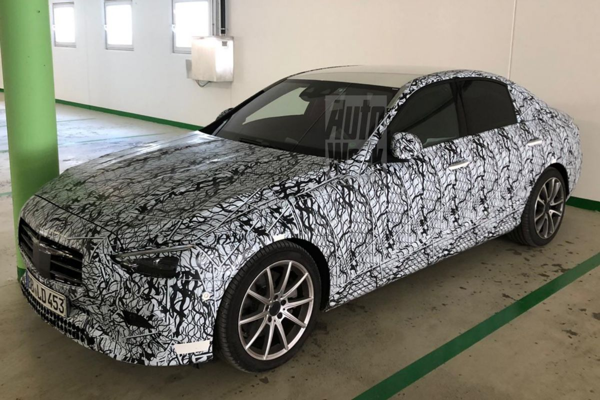 2021 Mercedes-Benz Clase C (W206) 27