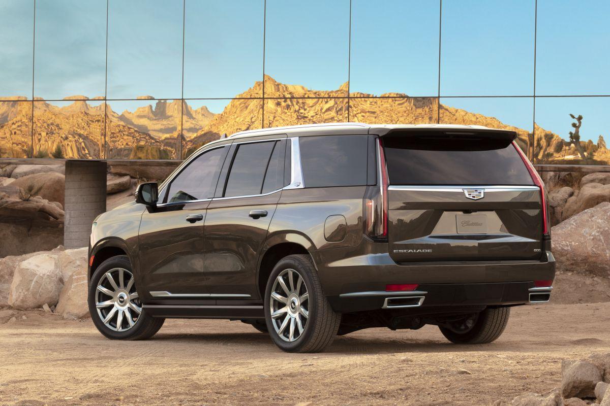 Cadillac Escalade (2020) 4