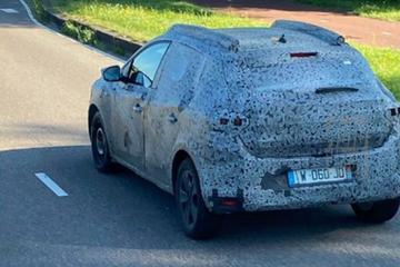 Dacia Sandero Stepway verkent Nederlandse wegen
