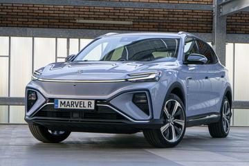 Prijzen MG Marvel R Electric bekend