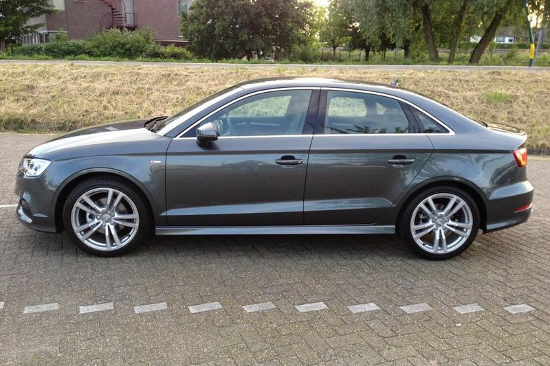 Audi A3 Limousine 1.4 TFSI COD 140pk Pro Line S (2014)