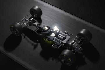 Peugeot werkt aan 680 pk sterke raceauto