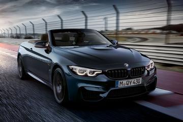 BMW M4 Cabriolet Competition Package - Eerste rijtest