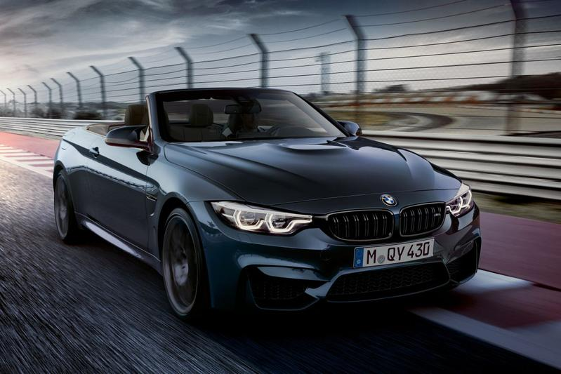 BMW M4 Cabriolet Competition Package - Eerste rijtest