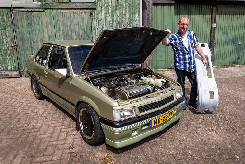 Kloppend Hart - Opel Corsa TR 2.0 16v