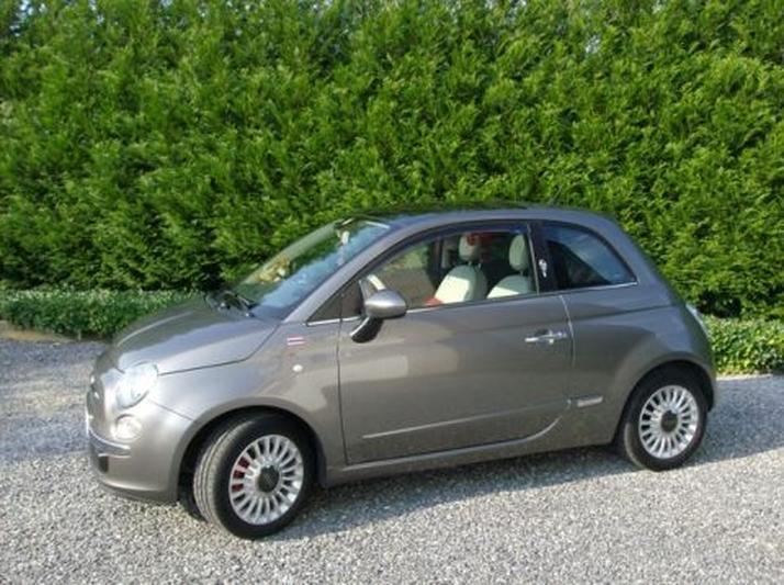 Fiat 500 1.2 Pop (2009)