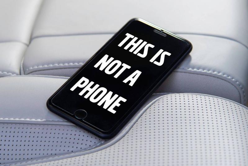 Volvo telefoon teaser