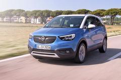 Opel Crossland X - Rij-impressie