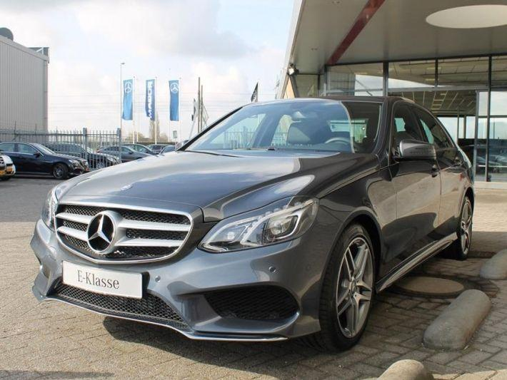 Mercedes-Benz E 300 BlueTEC HYBRID Lease Edition (2015)