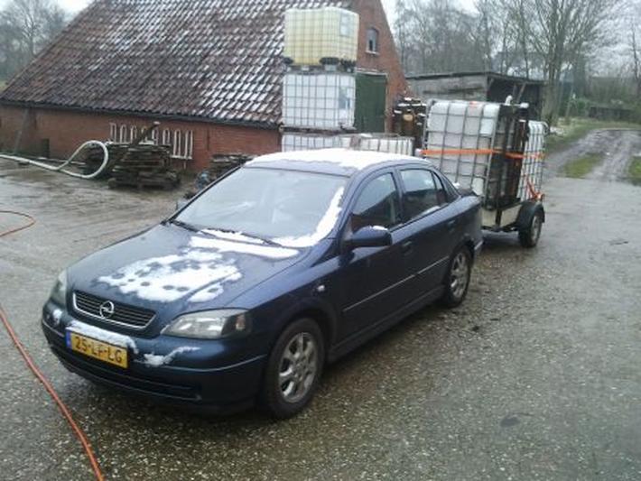 Opel Astra 2 0 Dti 16v Njoy 2003 Autoweek Nl