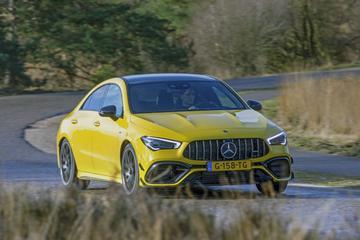 Test: Mercedes-AMG CLA 45 S