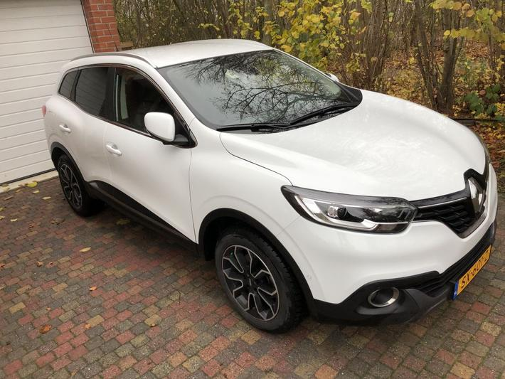 Renault Kadjar Energy TCe 130 Intens (2018)