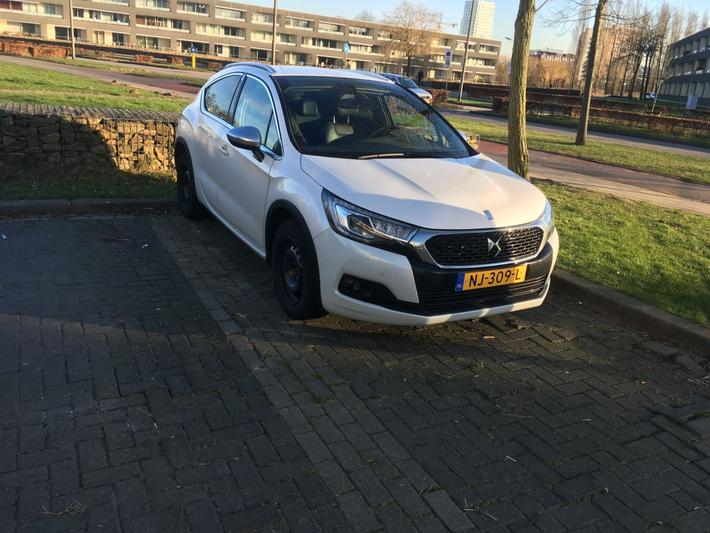 DS DS4 Crossback THP 165 Chic (2017)