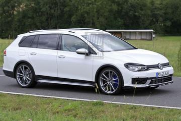 Volkswagen Golf R Variant keert terug