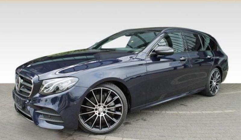 Mercedes-Benz E 250 Estate (2017)