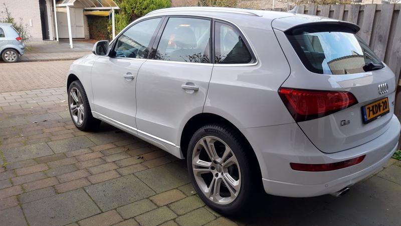 Audi Q5 2.0 TFSI 225pk quattro Pro Line S (2013)